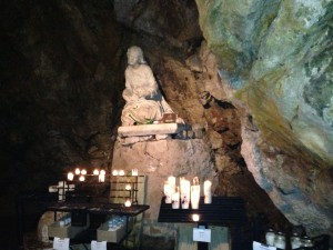 Grotto Marie Magdalene Interior
