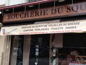 Boucherie du Square