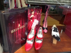 Moulin Rouge shoes 2