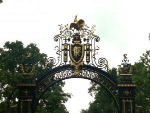 Elysee Palace Entrance
