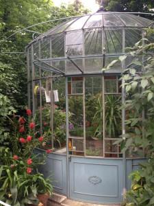 Elysee garden greenhouse