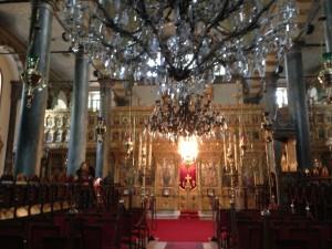 Greek Patriarche Istanbul