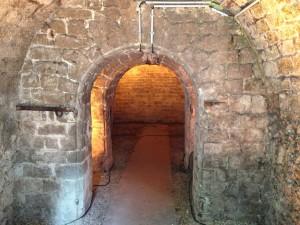 Matignon ice cave