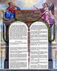 Declaration des Droits