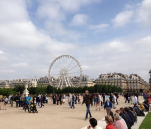 July 14 2014 Tuileries