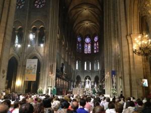 Notre Dame July 27, 2014