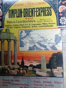 Orinet Express Poster