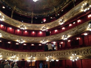 Théâtre Palais Royal Interior 2