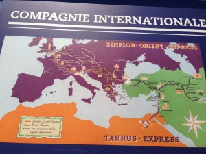 orient Express Routes