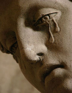 suffering-statue-with-tears