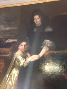 MADAME MAINTENON AND NIECE