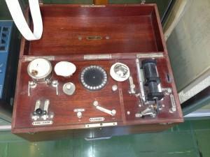 Saint Anne first ect machine