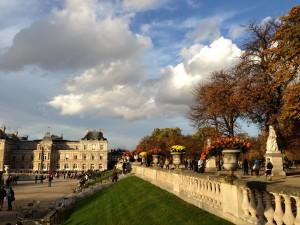 Autumn Luxembourg