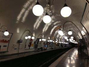 Nuit Blanche Cite metro