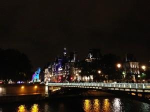 Nuit Blanche Hotel de ville
