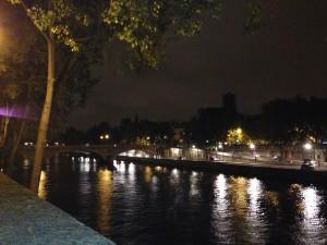 Nuit Blanche Ile Saint Louis