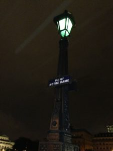 Nuit Blanche Streetlamp