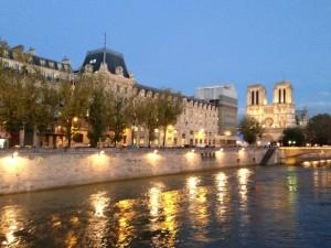 Seine et Notre Dame