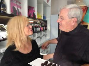 Cherry with Michel Richart