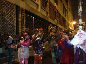 Fete de beaujolais band 2014