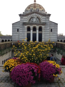 Pere Lachaise crematorium